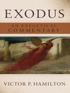 Exodus (eBook): An Exegetical Commentary