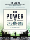 The Power of One-on-One (eBook): Discovering the Joy and Satisfaction of Mentoring Others