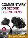 Commentary on Second Corinthians eBook