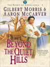 Beyond the Quiet Hills (eBook): Spirit of Appalachia Series, Book 2