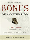 Bones of Contention (eBook): A Creationist Assessment of Human Fossils