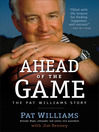 Ahead of the Game (eBook): The Pat Williams Story