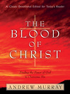 The Blood of Christ (eBook)