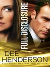 Full Disclosure (eBook)