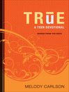 TRUE (eBook): A Teen Devotional