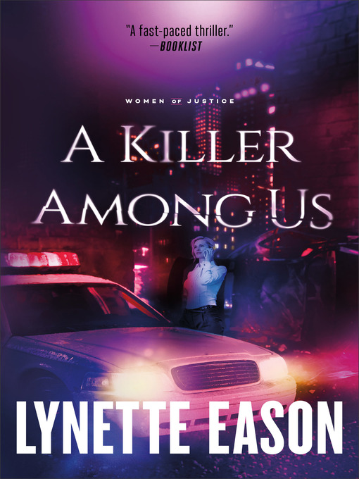 A Killer Among Us (eBook): Women of Justice Series, Book 3