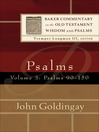 Psalms (eBook): Volume 3: Psalms 90-150