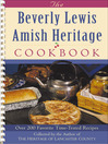 The Beverly Lewis Amish Heritage Cookbook (eBook)