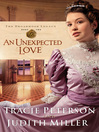 An Unexpected Love (eBook): The Broadmoor Legacy Series, Book 2