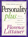Personality Plus (eBook)