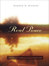 Real Peace (eBook): Freedom and Conscience in the Christian Life