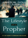 Cover image of The Lifestyle of a Prophet