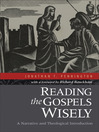 Reading the Gospels Wisely (eBook): A Narrative and Theological Introduction