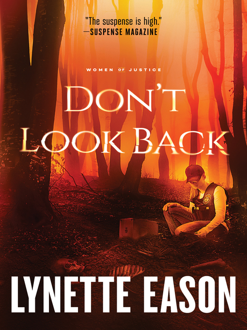 Don't Look Back (eBook): Women of Justice Series, Book 2