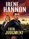Fatal Judgment (eBook): Guardians of Justice Series, Book 1