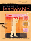 Reviewing Leadership (eBook): A Christian Evaluation of Current Approaches