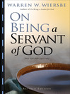On Being a Servant of God (eBook)