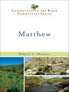 Matthew (eBook)