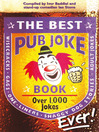 The Best Pub Joke Book Ever! (eBook): Number 1