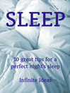 Sleep (eBook)
