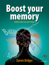 Boost Your Memory (eBook): 52 Brilliant Ideas You Won't forget