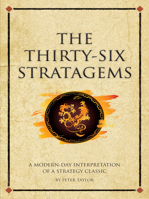 The Thirty-Six Stratagems (eBook): A modern interpretation of a strategy classic