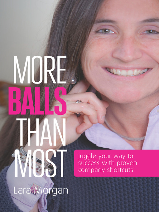 More Balls Than Most (eBook): Juggle Your Way to Success with Proven Company Shortcuts