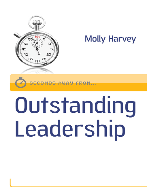 Seconds Away from Outstanding Leadership (eBook)