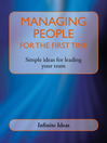 Managing People For First Time (eBook): Simple Ideas for Leading Your Team