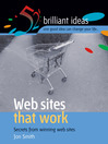 Web Sites that Work (eBook): Secrets from Winning Web Sites