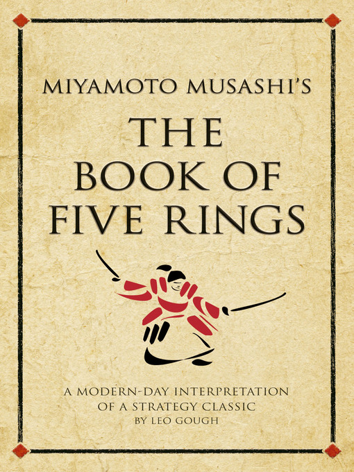 Miyamoto Musashi's The Book of Five Rings (eBook): A Modern Day Interpretation of a Military Classic