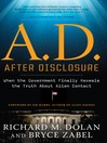 A.D. After Disclosure (eBook): When the Government Finally Reveals the Truth About Alien Contact