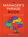 The Manager's Phrase Book (eBook): 3000+ Powerful Phrases That Put You in Command in Any Situation