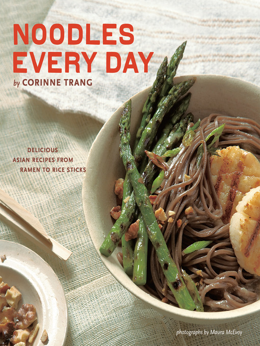 Noodles Every Day (eBook)
