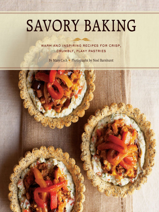 Savory Baking (eBook): 75 Warm and Inspiring Recipes for Crisp, Savory Baking