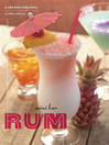 Mini Bar: Rum (eBook): A Little Book of Big Drinks