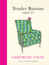 Tender Buttons (eBook): Objects