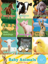 Baby Animals on the Farm (eBook)