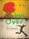 Cover image for Going Over