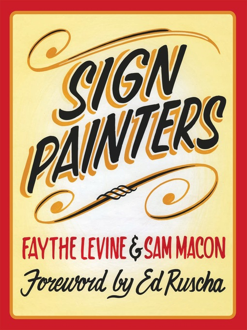 Sign Painters (eBook)