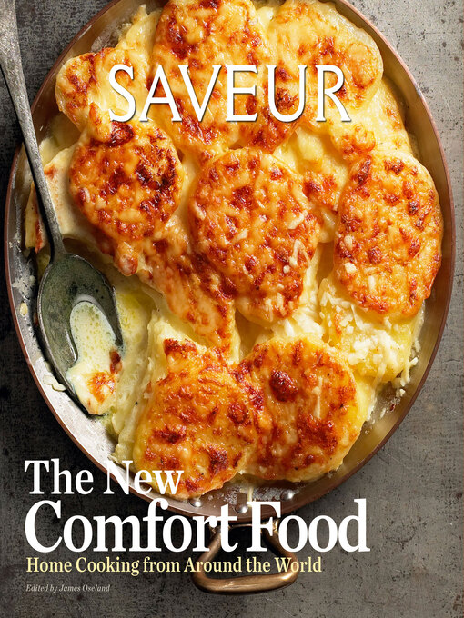 Saveur (eBook): The New Comfort Food, Home Cooking from Around the World