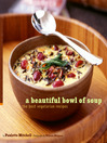 A Beautiful Bowl of Soup (eBook): The Best Vegetarian Recipes