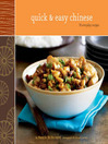 Quick & Easy Chinese (eBook): 70 Everyday Recipes