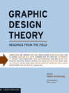 Graphic Design Theory (eBook): Readings from the Field
