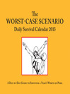 2013 Daily Calendar - Worst Case Scenario (eBook)