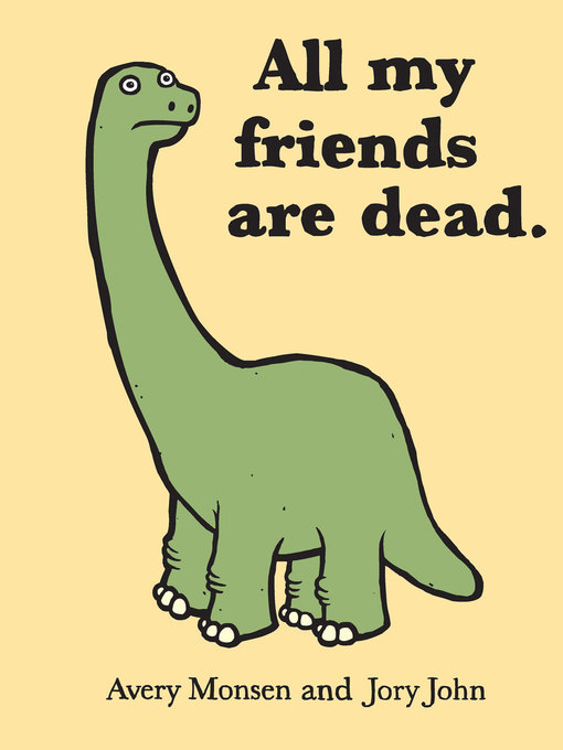 All My Friends Are Dead (eBook)