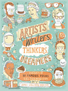 Artists, Writers, Thinkers, Dreamers (eBook): Portraits of Fifty Famous Folks & All Their Weird Stuff