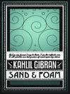 Sand & Foam (MP3)
