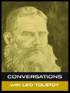 Conversations with Leo Tolstoy (MP3)