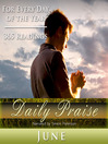 Daily Praise, June (MP3): A Prayer of Praise for Every Day of the Month